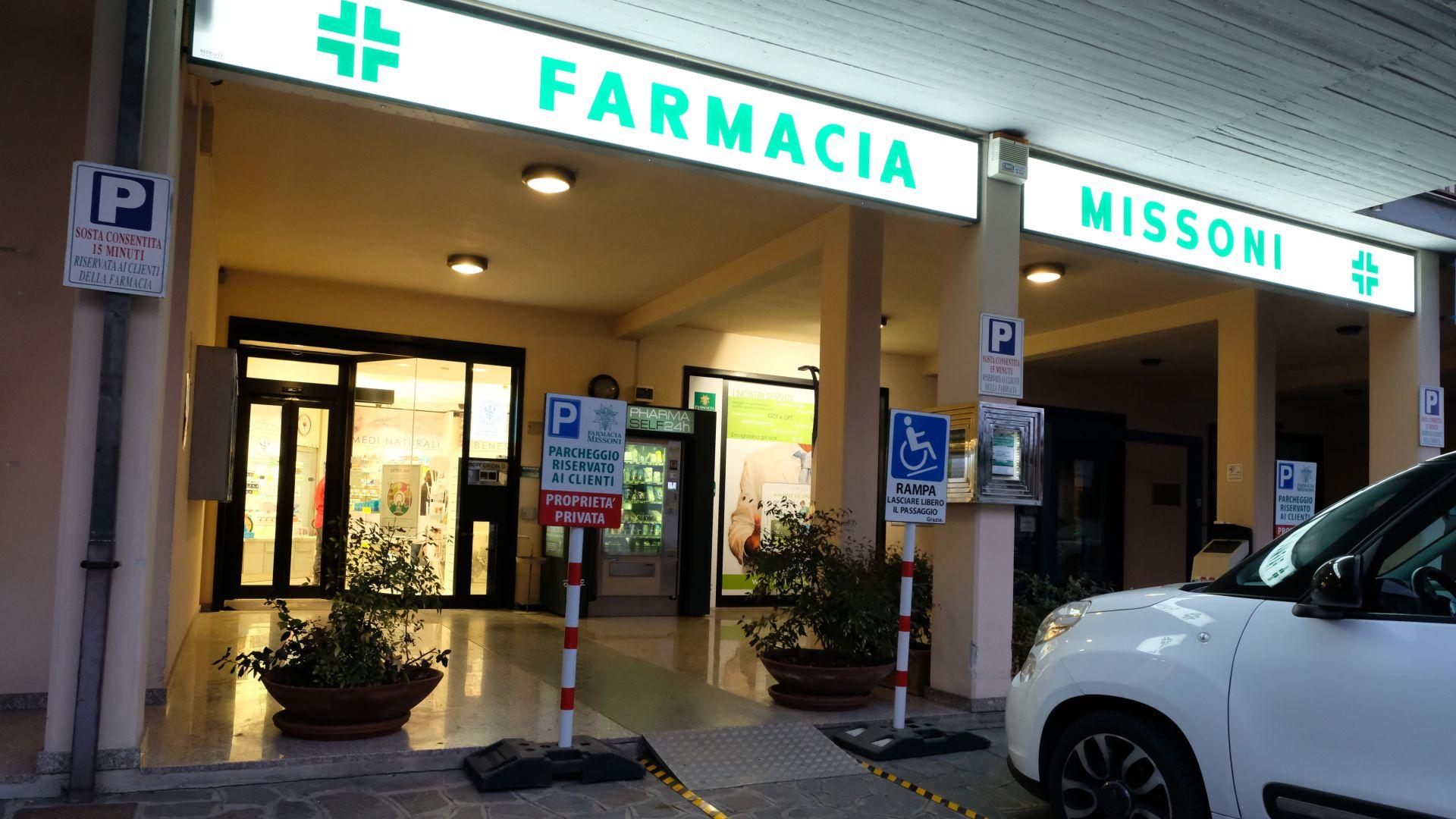 FARMACIA MISSONI